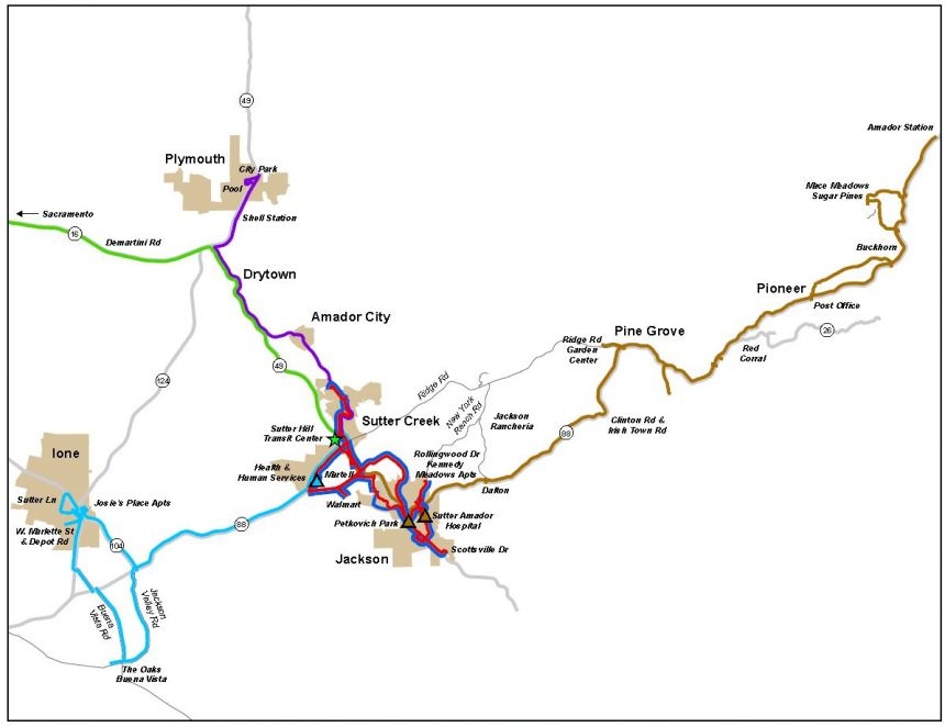 amador-transit-route-map